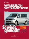 VW Multivan - VW Transporter ab 5/03