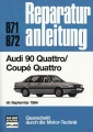 Audi 90 Quattro / Coupé Quattro ab September 1984