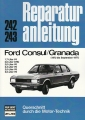 Ford Consul/Granada - 1972 bis September 1977