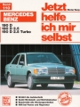 Mercedes Benz 190 D / 190 D 2,5 / 190 D 2,5 Turbo