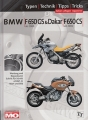 BMW F 650 GS & Dakar ab 2000 / BMW F 650 CS ab 2002
