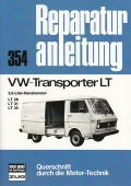 VW LT 2,0 Liter Benzinmotor - LT 28 / LT 31 / LT 35
