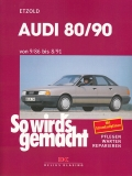 Audi 80/90 von 9/86 bis 8/91