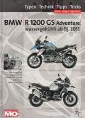 BMW R 1200 GS Adventure - wassergekühlt - ab Baujahr 2013