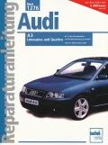 Audi A3 Limousine und Quattro Sommer 2000 bis März 2004