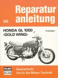 Honda GL 1000 Gold Wing - 4 Zylinder