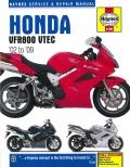 HONDA VFR800 VTEC 2002 to 2009