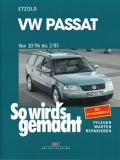 VW Passat - von 10/96 bis 2/05
