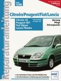 Citroen C8 - Peugeot 807 - Fiat Ulysse - Lancia Phedra, Diesel ab 2002
