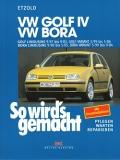 VW Bora Limousine 9/98-5/05 - Bora Variant 5/99-9/04 BENZINER