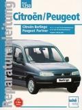 Citroën Berlingo / Peugeot Partner - Baujahre 1998 bis 2001