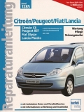 Citroën C8 - Peugeot 807 - Fiat Ulyssee - Lancia Phedra: 2002-2005