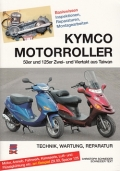 Kymco Motorroller 50er und 125er - Zwei- und Viertakt aus Taiwan