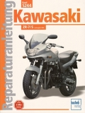Kawasaki ZR-7/S - ab Baujahr 1999