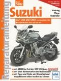 Suzuki GSF 1250 und 1250 S ab 2007, Bandit Modelle mit und ohne ABS