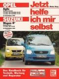 Opel Agila & Suzuki Wagon R+ Benzinmotor ab Modelljahr 2000