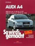 Audi A4 Limousine von 11/00 bis 11/07 - A4 Avant von 10/01 bis 3/08