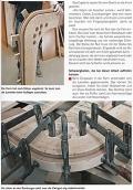 Holzarbeiten an GFK-Booten: Reparatur - Sanierung - Ersatz