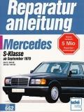 Mercedes S-Klasse ab Sept. 1979: 280-S / 280-SE / 380-SE / 500-SE