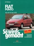 Fiat Punto von 10/93 bis 8/99