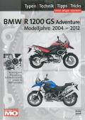 BMW R 1200 GS Adventure Modelljahre 2004-2012