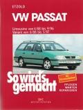 VW Passat Limousine 4/88 bis 9/96 - Variant 6/88 bis 5/97