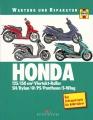 Honda 125/150 cm³ Viertakt Roller