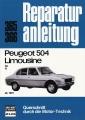 Peugeot 504 Limousine GL & TI, ab 1972