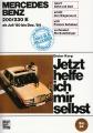 Mercedes 200/230 E ab Juli 1980 bis Dezember 1984 (W123)