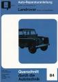 Landrover Benzin- und Diesel-Modelle