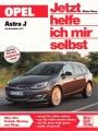 Opel Astra J - ab Modelljahr 2011
