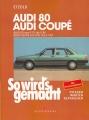 Audi 80 von 8/1978 bis 8/1986, Audi Coupé von 8/1981 bis 12/1987