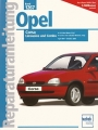 Opel Corsa Limousine und Combo April 1997 bis Oktober 2000