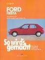 Ford Fiesta von 4/1989 bis 12/1995, Fiesta Classic von 1/1996 bis 7/19
