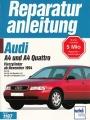 Audi A4 und A4 Quattro, Vierzylinder ab 1994