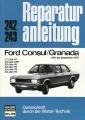 Ford Consul/Granada - 1972 bis September 1977