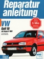 VW Golf III - ab August 1991 mit 1,4 / 1,8 / 2,0-Liter Benzin-Motoren