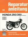 Honda 250/350 2 Zylinder Baujahr 1970-1974