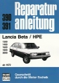 Lancia Beta / HPE ab 1972