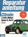 Citroën 2 CV/6, Méhari, Dyane 6, Ami 8