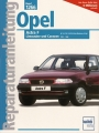 Opel Astra F Limousine und Caravan 1991 - 1998