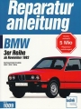 BMW 3er Reihe ab November 1982 - Sechsylindermodelle