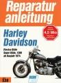 Harley Davidson Electra Glide / Super Glide ab 1974