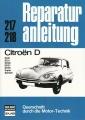 Citroën D - ID-20 / ID-21 / DS-20 / DS-21 / DS-23 / Super / Special