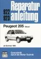 Peugeot 205 Diesel - ab Sommer 1983