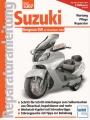 Suzuki Burgman 650, ab Modelljahr 2002