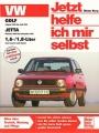 VW Golf August 1983 - Juli 1992, VW Jetta Februar 1984 - Dezember 1991