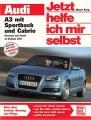 Audi A3 mit Sportback und Cabrio ab Baujahr 2003, Benziner + Diesel