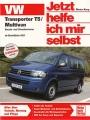 VW Transporter T5 / Multivan ab Modelljahr 2003, Benziner + Diesel