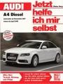 Audi A4 Limousine ab November 2007, Avant ab April 2008 - Diesel